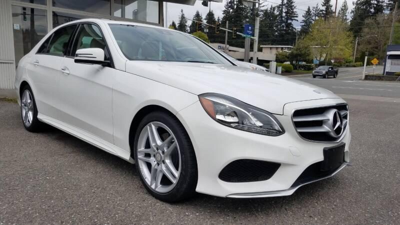 2015 Mercedes-Benz E-Class for sale at Seattle's Auto Deals in Everett WA