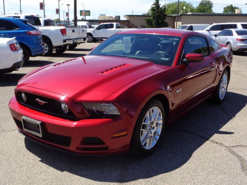 2014 Ford Mustang for sale at John's Auto Mart in Kennewick WA