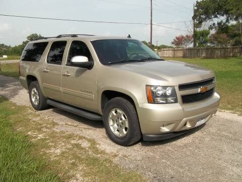 2014 Chevrolet Suburban for sale at Hartman's Auto Sales in Victoria TX