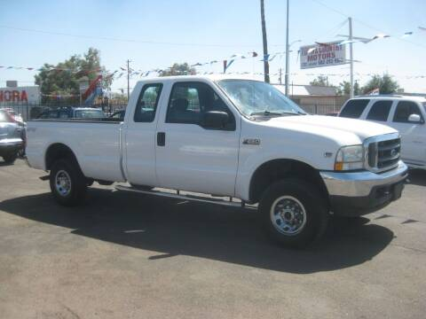 2004 Ford F-250 Super Duty for sale at Town and Country Motors - 1702 East Van Buren Street in Phoenix AZ