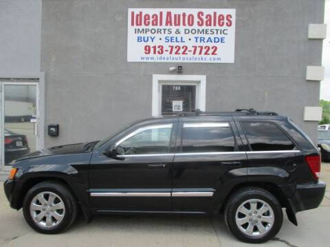 2008 Jeep Grand Cherokee for sale at Ideal Auto in Kansas City KS