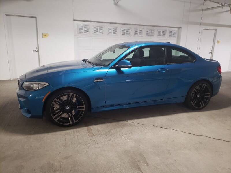 2017 BMW M2 for sale at Painlessautos.com in Bellevue WA