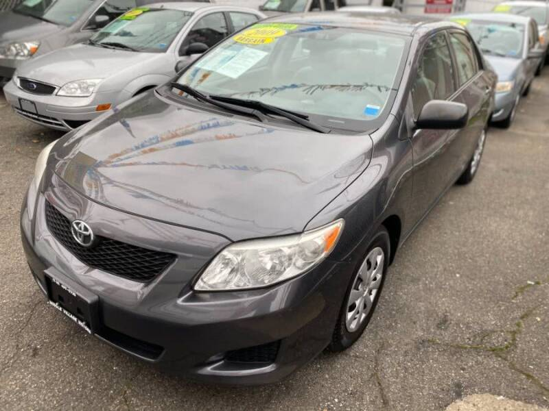 2009 Toyota Corolla for sale at Middle Village Motors in Middle Village NY