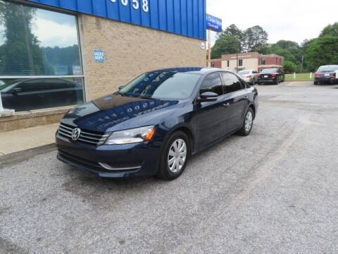 2014 Volkswagen Passat for sale at Southern Auto Solutions - 1st Choice Autos in Marietta GA