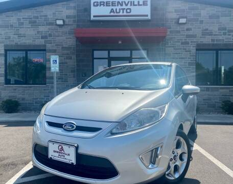 2012 Ford Fiesta for sale at GREENVILLE AUTO in Greenville WI