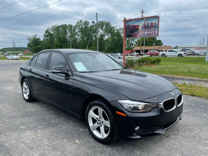 2014 BMW 3 Series for sale at Albi Auto Sales LLC in Louisville KY