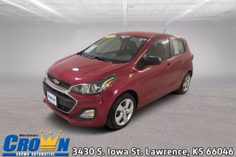 2020 Chevrolet Spark for sale at Crown Automotive of Lawrence Kansas in Lawrence KS