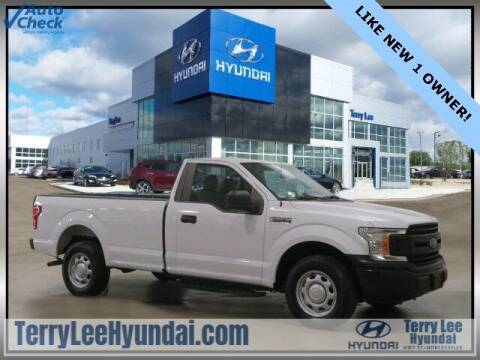 2019 Ford F-150 for sale at Terry Lee Hyundai in Noblesville IN