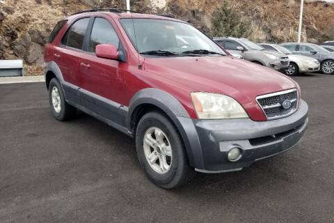 2003 Kia Sorento for sale at Boktor Motors in Las Vegas NV