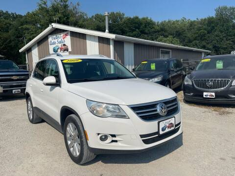 2009 Volkswagen Tiguan for sale at Victor's Auto Sales Inc. in Indianola IA