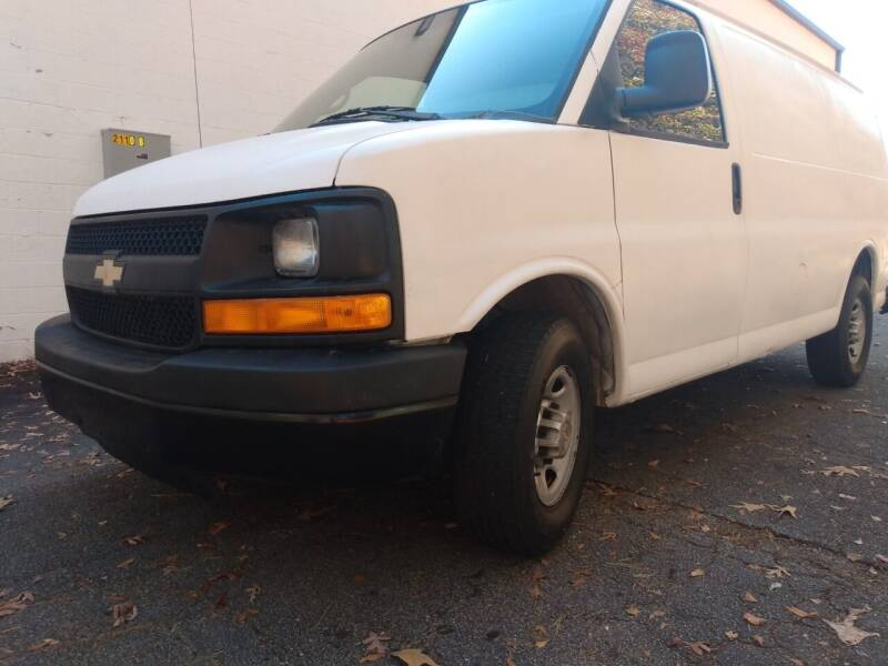 2012 Chevrolet Express Cargo for sale at Pendergrass Public Auto Auction in Pendergrass GA