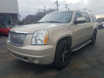 2010 GMC Yukon XL for sale at Tri City Auto Mart in Lexington KY
