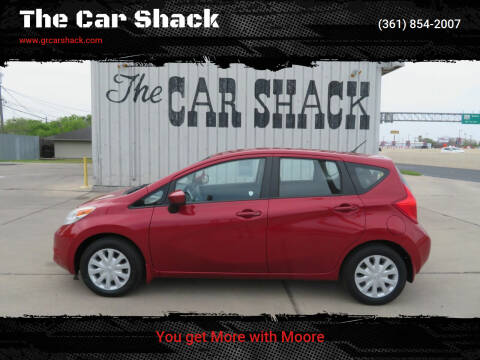 2015 Nissan Versa Note for sale at The Car Shack in Corpus Christi TX