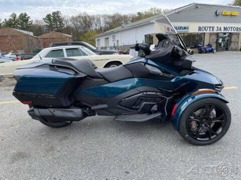 2021 Can-Am SPYDER ROADSTER RT SE6 AUTO for sale at ROUTE 3A MOTORS INC in North Chelmsford MA