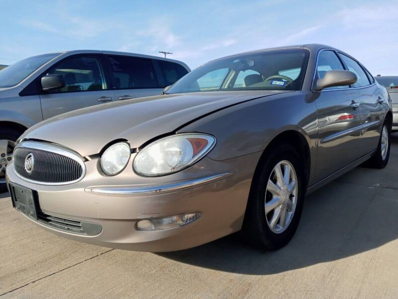 2006 Buick LaCrosse for sale at Auto Haus Imports in Grand Prairie TX