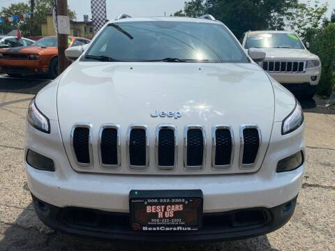 2017 Jeep Cherokee for sale at Best Cars R Us in Plainfield NJ