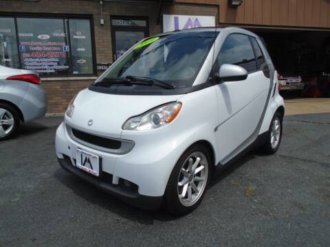 2009 Smart fortwo for sale at IBARRA MOTORS INC in Cicero IL