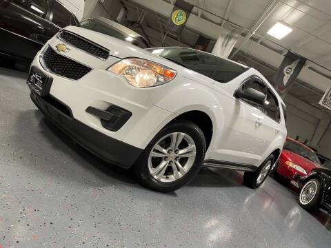 2012 Chevrolet Equinox for sale at Luxury Auto Finder in Batavia IL