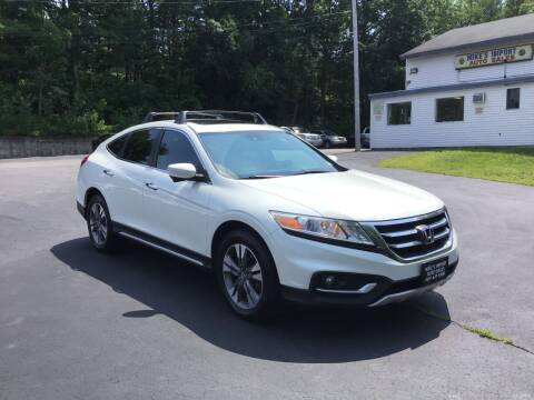 2015 Honda Crosstour for sale at Mikes Import Auto Sales INC in Hooksett NH