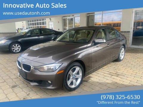 2014 BMW 3 Series for sale at Innovative Auto Sales in North Hampton NH