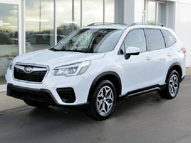 2021 Subaru Forester for sale in Brunswick, OH