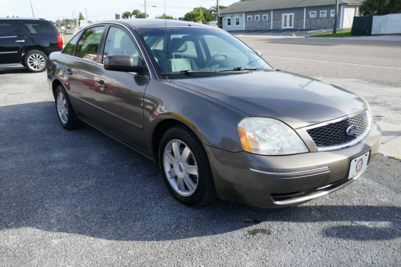 2006 Ford Five Hundred for sale at J Linn Motors in Clearwater FL