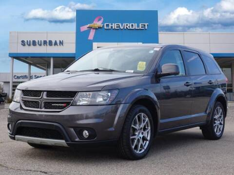 2018 Dodge Journey for sale at Suburban Chevrolet of Ann Arbor in Ann Arbor MI