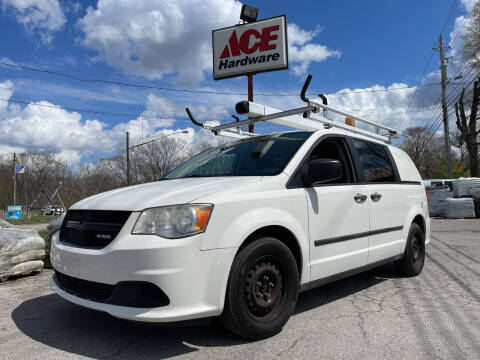 2013 RAM C/V for sale at ACE HARDWARE OF ELLSWORTH dba ACE EQUIPMENT in Canfield OH