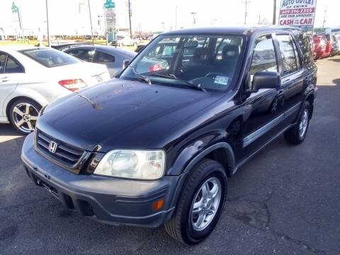 2001 Honda CR-V for sale at Wilson Investments LLC in Ewing NJ