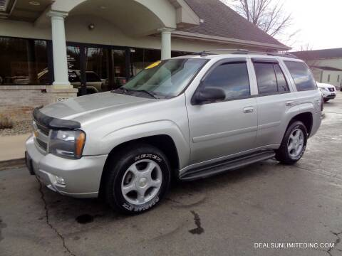 2006 Chevrolet TrailBlazer for sale at DEALS UNLIMITED INC in Portage MI