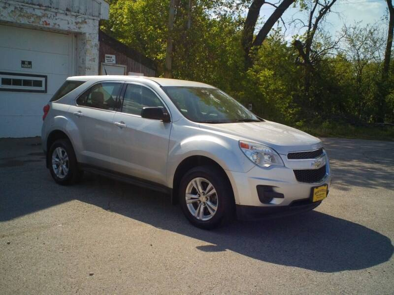 2013 Chevrolet Equinox for sale at BestBuyAutoLtd in Spring Grove IL