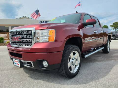 2013 GMC Sierra 2500HD for sale at Gary's Auto Sales in Sneads Ferry NC