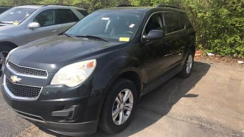 2012 Chevrolet Equinox for sale at WEINLE MOTORSPORTS in Cleves OH