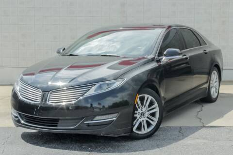 2015 Lincoln MKZ for sale at Cannon and Graves Auto Sales in Newberry SC