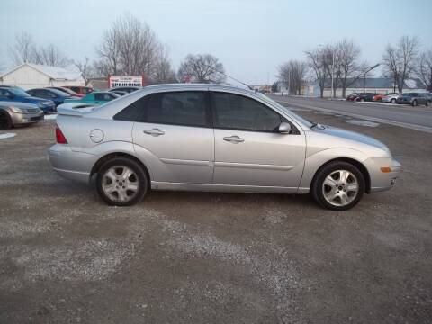 2007 Ford Focus for sale at BRETT SPAULDING SALES in Onawa IA