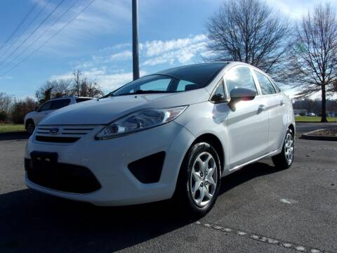 2011 Ford Fiesta for sale at Unique Auto Brokers in Kingsport TN