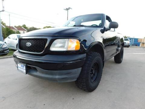 2002 Ford F-150 for sale at AMD AUTO in San Antonio TX