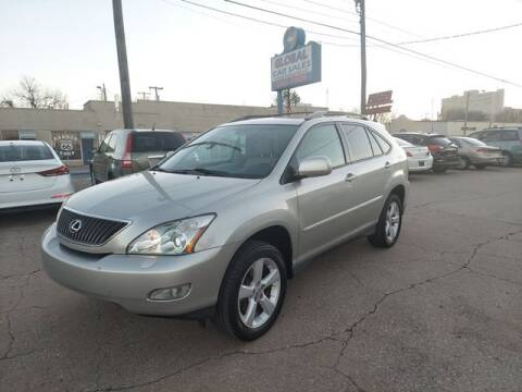 2005 Lexus RX 330 for sale at Suzuki of Tulsa - Global car Sales in Tulsa OK