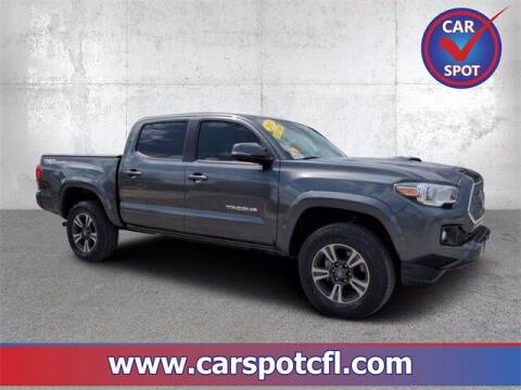 2019 Toyota Tacoma for sale at Car Spot Of Central Florida in Melbourne FL