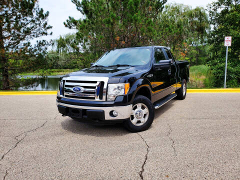2011 Ford F-150 for sale at Excalibur Auto Sales in Palatine IL
