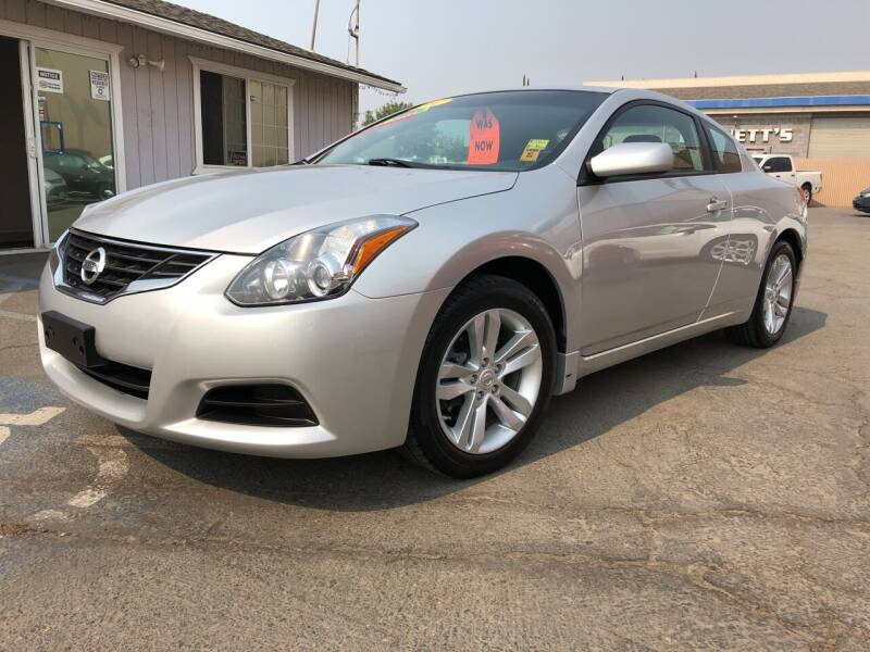 2012 Nissan Altima for sale at Cars 2 Go in Clovis CA