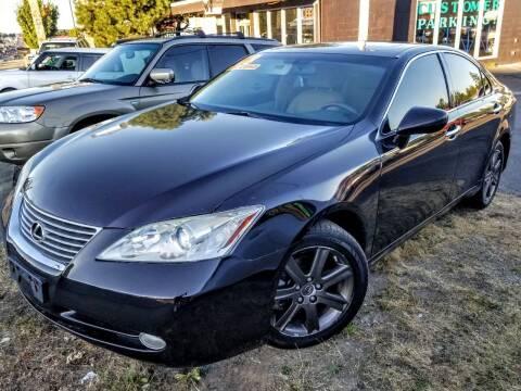 2008 Lexus ES 350 for sale at SS MOTORS LLC in Edmonds WA