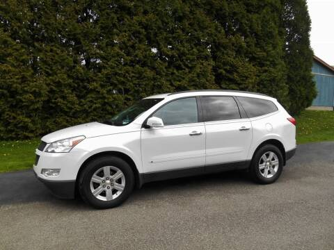 2010 Chevrolet Traverse for sale at CARS II in Brookfield OH