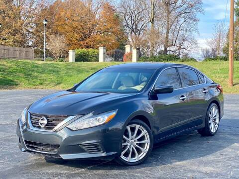 2016 Nissan Altima for sale at Sebar Inc. in Greensboro NC