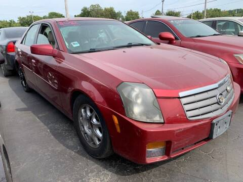 2005 Cadillac CTS for sale at American Motors Inc. - Cahokia in Cahokia IL