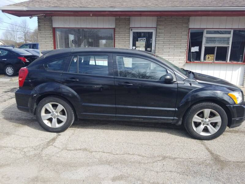 2010 Dodge Caliber for sale at David Shiveley in Mount Orab OH