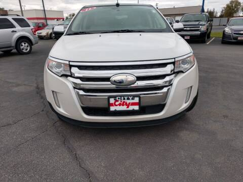 2011 Ford Edge for sale at CITY SELECT MOTORS in Galesburg IL