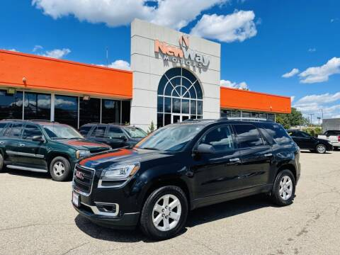 2016 GMC Acadia for sale at New Way Motors in Ferndale MI