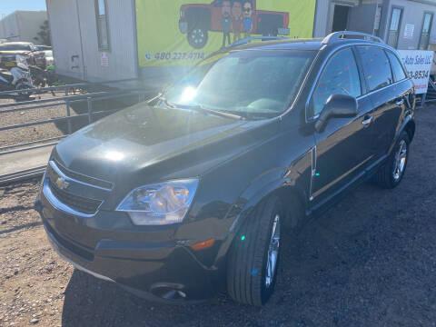 2012 Chevrolet Captiva Sport for sale at 3 Guys Auto Sales LLC in Phoenix AZ