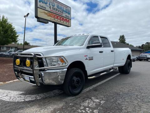 2015 RAM Ram Pickup 3500 for sale at South Commercial Auto Sales in Salem OR